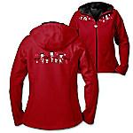 Double The Delight, Betty Boop Women's Reversible Jacket