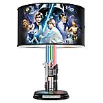 Star Wars Original Trilogy Skywalker's Lightsaber Legacy Table Lamp