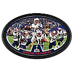 New England Patriots Super Bowl XLIX Champions Framed Wall Decor