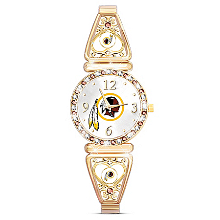 My Washington Redskins NFL Women's Stretch Watch