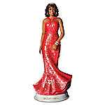 Michelle Obama Inaugural Grace Mosaic Glass Sculpture