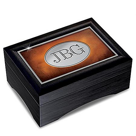 Grandson's Personalized Keepsake Box With Encouraging Sentiment – Graduation Gift Ideas