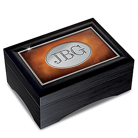 Grandson's Personalized Keepsake Box With Encouraging Sentiment – Graduation Gift Ideas