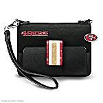 NFL-Licensed San Francisco 49ers Bay City Chic Mini Handbag