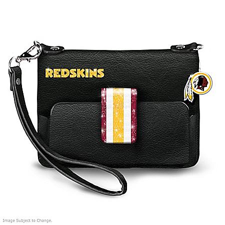 NFL-Licensed Washington Redskins Capitol City Chic Mini Handbag