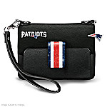 NFL-Licensed New England Patriots Pat City Chic Mini Handbag