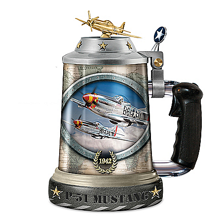 P-51 Mustang Stein