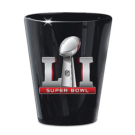 NFL Super Bowl LI Shot Glass