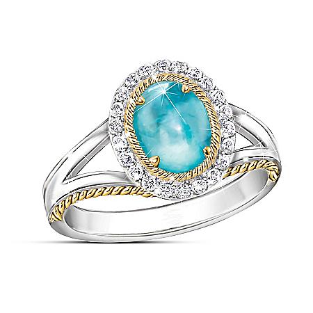 Ipanema Apatite Ring