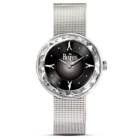 The Beatles Abbey Road Women's Stainless Steel Fashion Watch