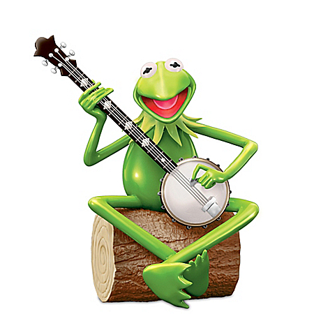 Kermit The Frog Figurine