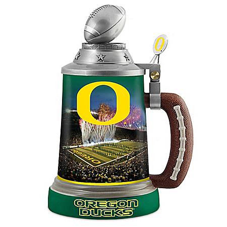University Of Oregon Ducks 30-Ounce Drink-Safe Porcelain Stein