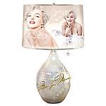 Marilyn Monroe - Legendary Glamour Accent Lamp