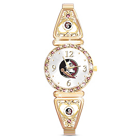 My Florida State Seminoles Women's Stretch Watch