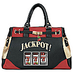 Hit The Jackpot Slot Machine Handbag