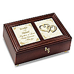 Together In Love Personalized Love Music Box