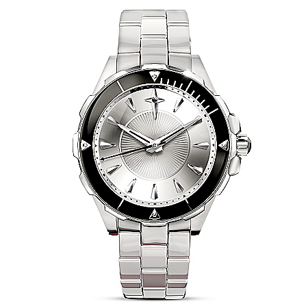 Protection And Strength For My Grandson Stainless Steel Men's Watch
