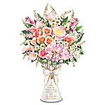 Always In Bloom A Mother's Love Birthstone Table Centerpiece