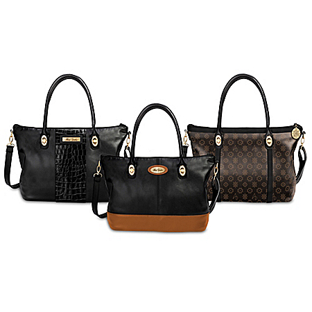 Exclusive Alfred Durante Interchangeable Designer Handbag