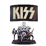 KISS Rock Band Destroyer Table Lamp