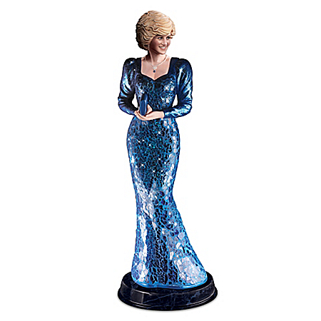 Limited Edition Princess Diana Beauty & Grace Sculpture