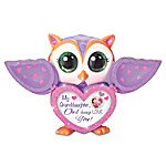 Granddaughter, Owl Always Love You Jeweled Music Box