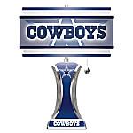 Dallas Cowboys NFL Victory Table Lamp