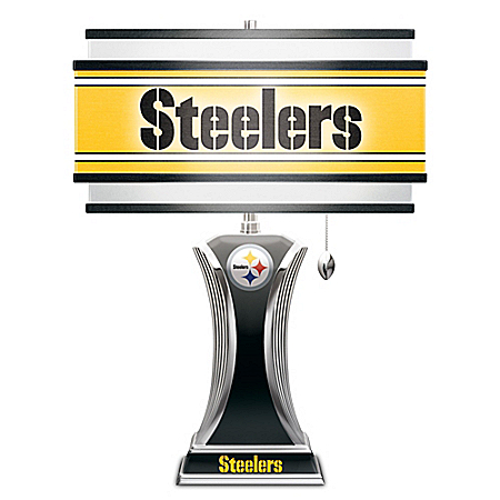 Pittsburgh Steelers NFL Victory Table Lamp