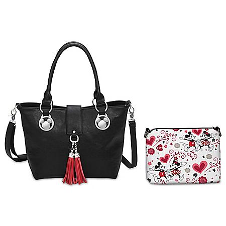 Disney Duet Handbag Set