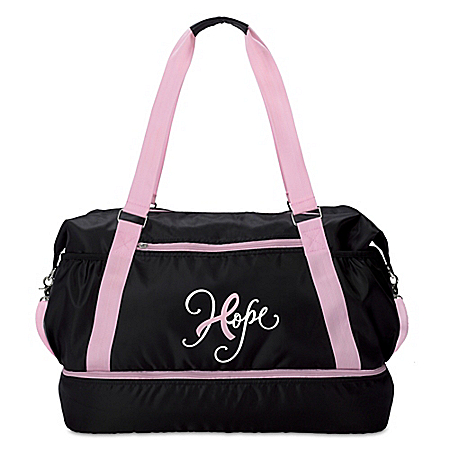 Have Hope Breast Cancer Awareness Duffel Bag