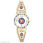 My Chicago Cubs Ultimate Fan Women's Watch