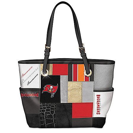 For The Love Of The Game NFL Tampa Bay Buccaneers Women's Tote Bag