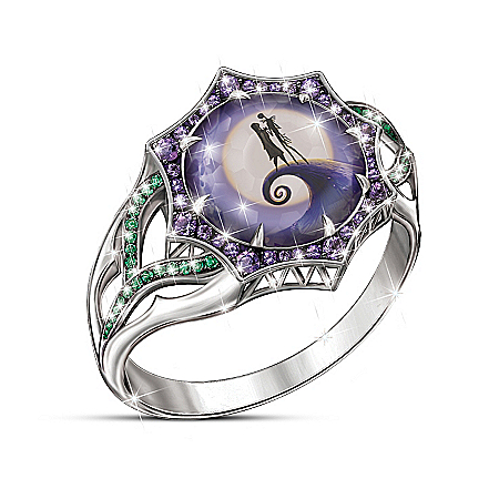 The Nightmare Before Christmas Magic At Midnight Ring