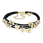 United By Love Personalized Family Birthstone Bracelet