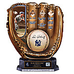 Lou Gehrig - A Legacy Of Greatness New York Yankees Glove Sculpture