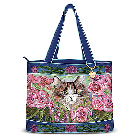 Rosie Outlook Quilted Tote Bag