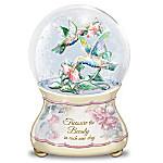 Lena Liu Beautiful Treasures Musical Glitter Globe