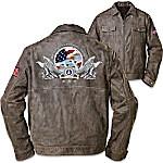 U.S. Air Force Men's Leather Jacket