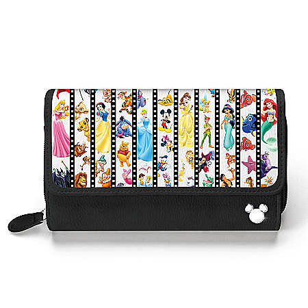 Forever Disney Trifold Wallet