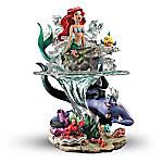 Disney The Little Mermaid Part Of Her World Ariel Sculpture