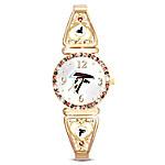 My Atlanta Falcons Ultimate Fan Women's Watch