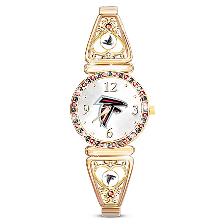 My Atlanta Falcons Ultimate Fan Women's Watch