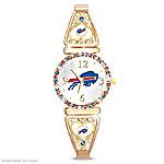 My Buffalo Bills Ultimate Fan Women's Watch