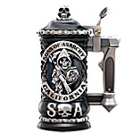 Sons Of Anarchy Sculpted Stein