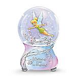 Disney Tinker Bell's Magic Musical Glitter Globe