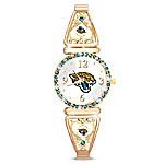 My Jacksonville Jaguars Ultimate Fan Women's Watch
