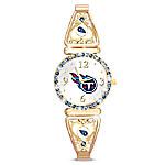 My Tennessee Titans Ultimate Fan Women's Watch