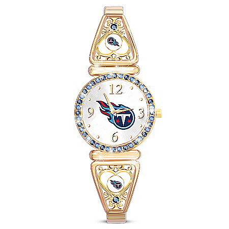 My Tennessee Titans Ultimate Fan Women's Watch