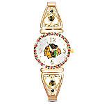 My Chicago Blackhawks® NHL® Women's Stretch Watch