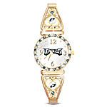My Philadelphia Eagles Ultimate Fan Women's Watch